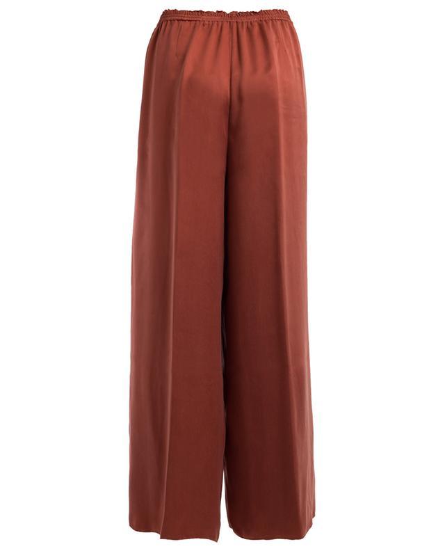 Pantalon large en cupro FORTE FORTE