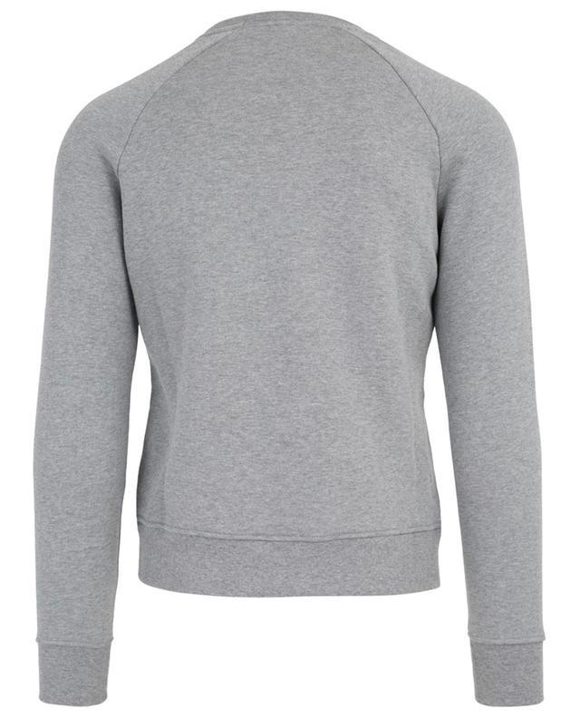 Sweat-shirt en coton Logo Print N°21