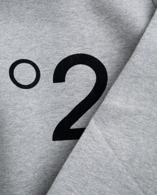 Sweatshirt aus Baumwolle Logo Print N°21