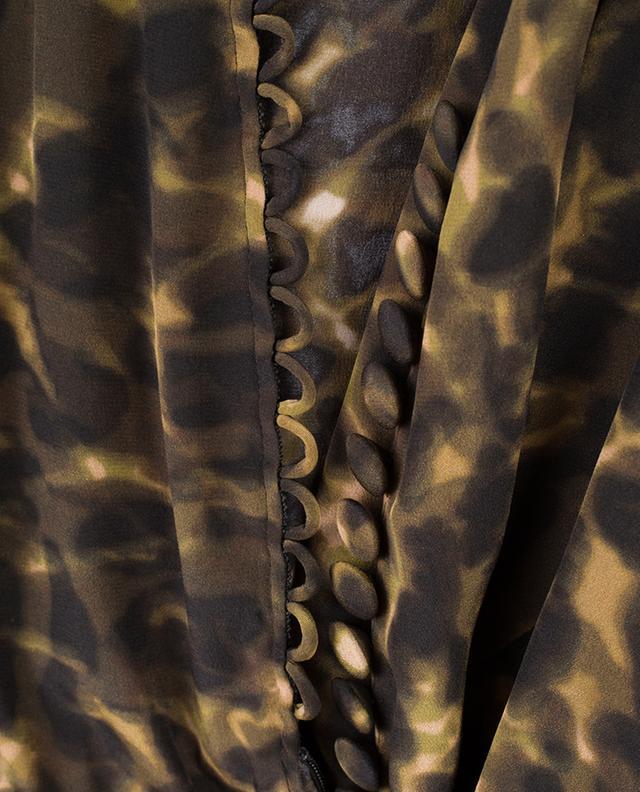 Combi-pantalon en soie imprimée STELLA MCCARTNEY