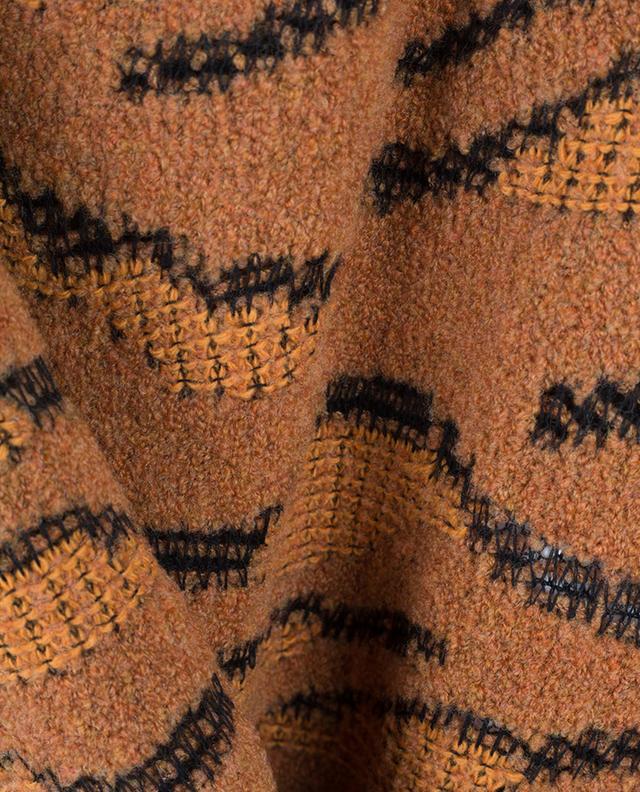Bleistiftrock aus Woll- und Baumwollmix STELLA MCCARTNEY