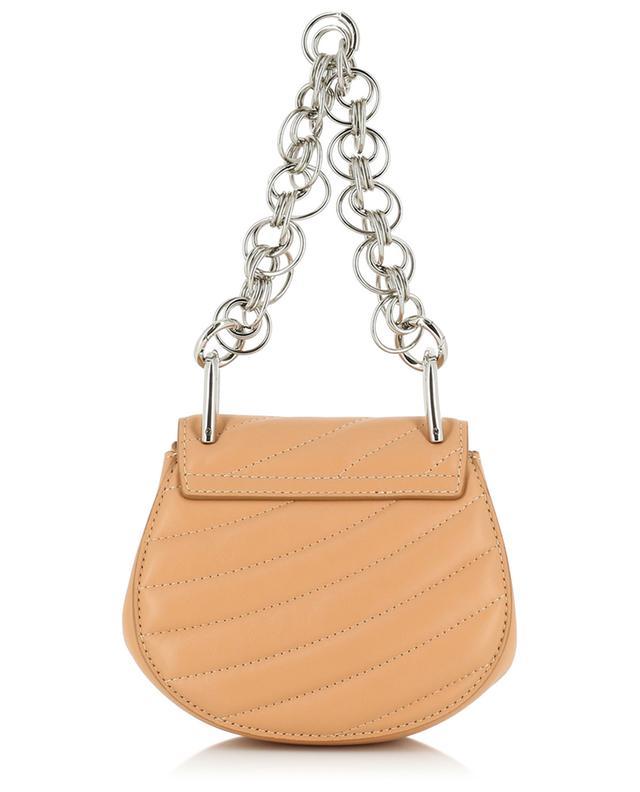 Nano Drew quilted leather mini bag CHLOE