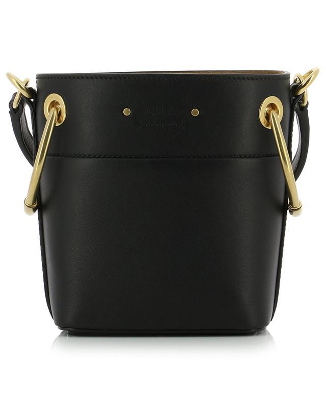 Roy mini leather bucket bag CHLOE