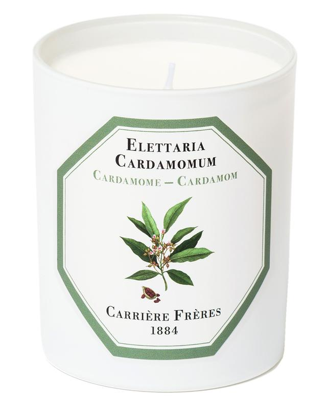 Elettaria Cardamomum scented candle CARRIERE FRERES
