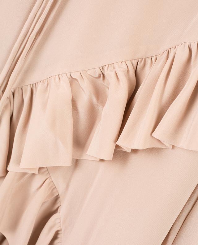 Silk blouse SLY 010