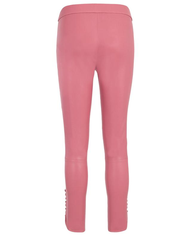 Lamb leather trousers SLY 010
