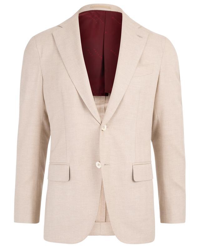 Aida cotton blazer CARUSO