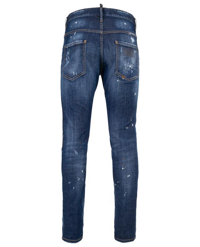 5c8759adfe1 DSQUARED2 Skater Jean distressed jeans - Bongénie-Grieder