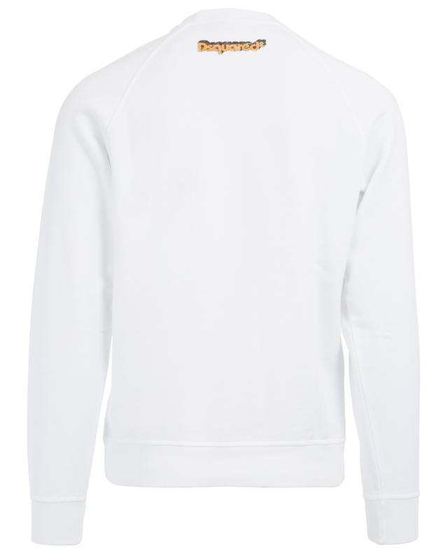Sweat-shirt en coton Caten Bros DSQUARED2