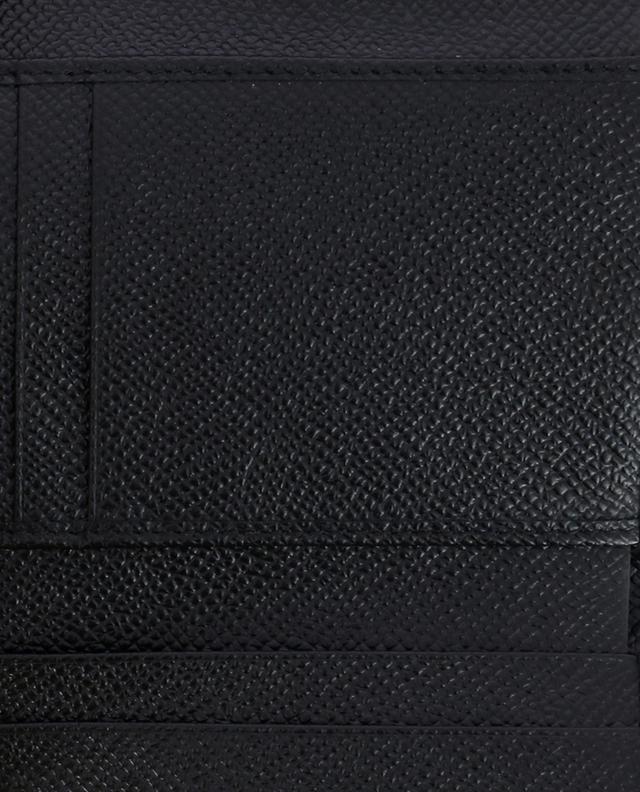 Brieftasche aus texturiertem Leder Dauphine DOLCE & GABBANA