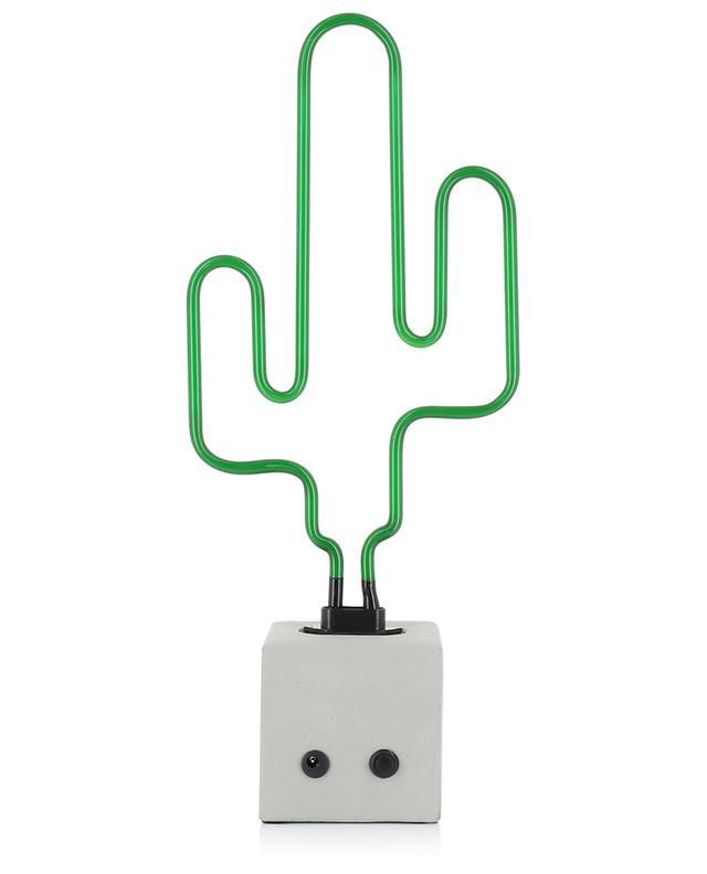 Locomocean Lampe Au Neon Cactus Bongenie Grieder