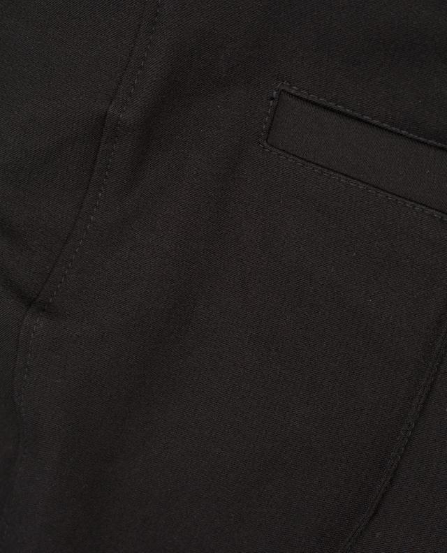Cotton blend wide leg trousers JOSEPH