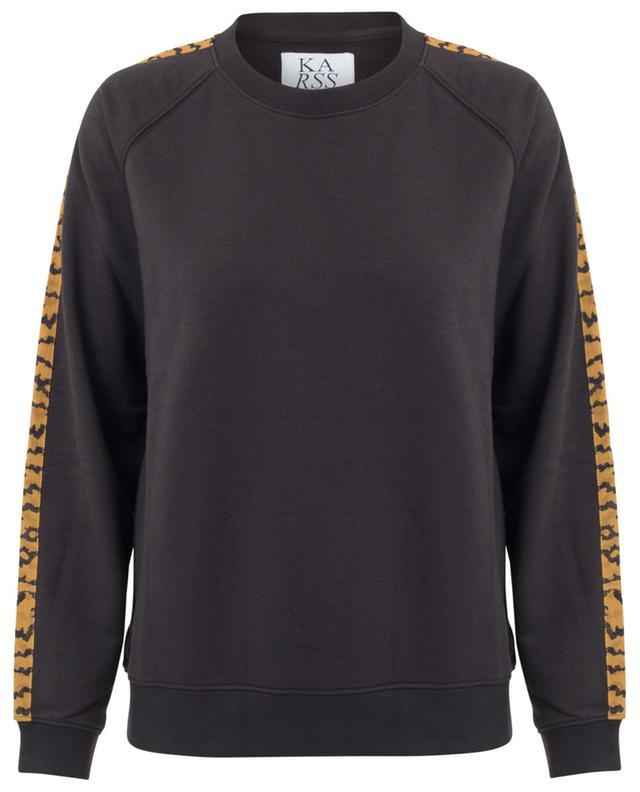 Cotton blend sweatshirt ZOE KARSSEN