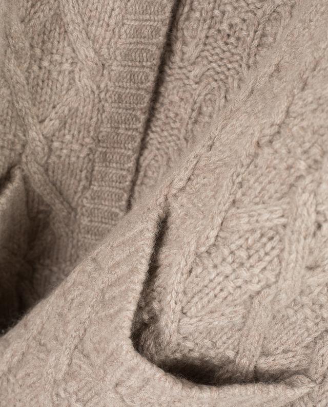Rakel long cashmere cardigan MAX ET MOI