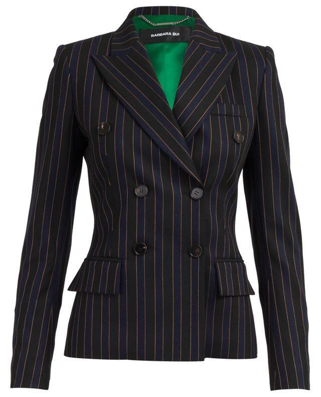 Striped wool blend blazer BARBARA BUI