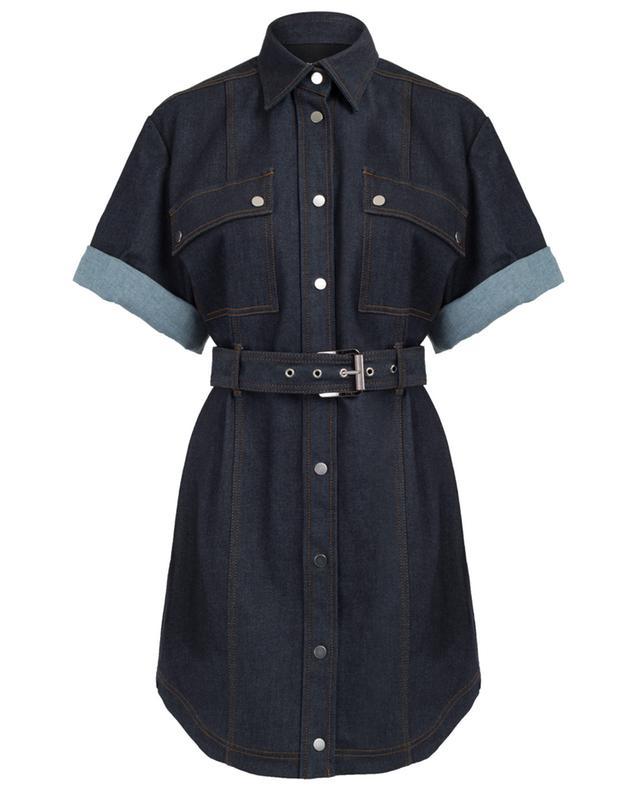 Denim short dress BARBARA BUI