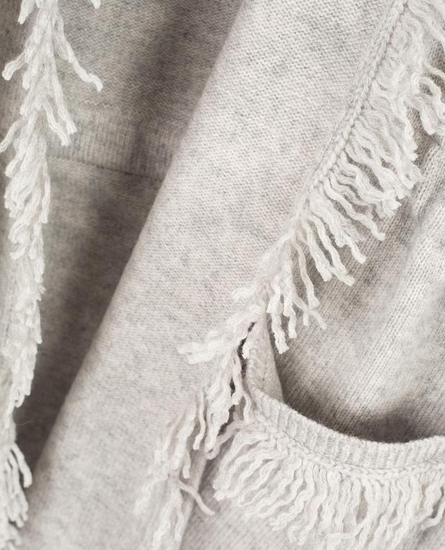Rina merino and cashmere cardigan MAX ET MOI