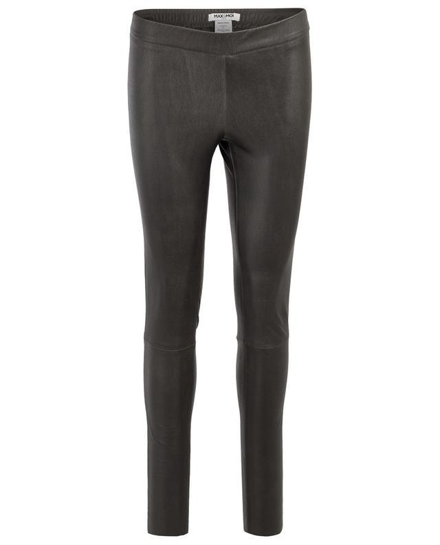 Leggings aus Metallic-Leder Rusto MAX ET MOI