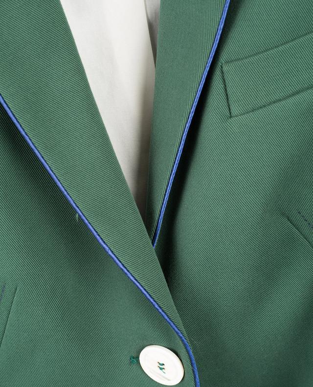 Cotton blend blazer PIAZZA SEMPIONE