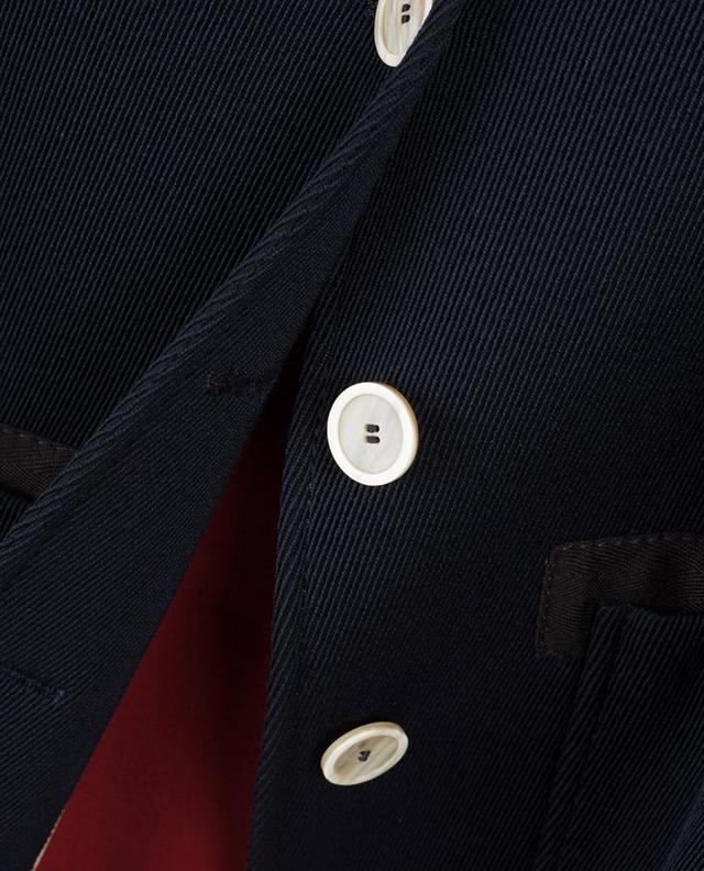Veste tailleur en laine vierge mélangée PIAZZA SEMPIONE