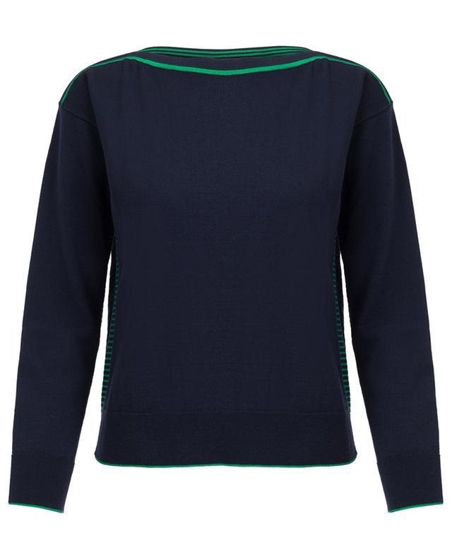 Pullover aus Schurwollmix PIAZZA SEMPIONE