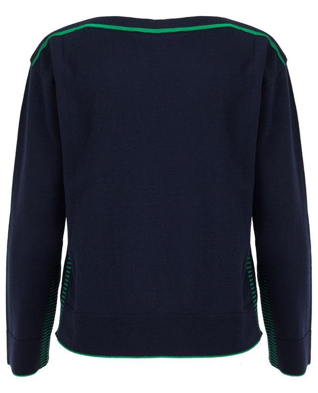Virgin wool blend jumper PIAZZA SEMPIONE