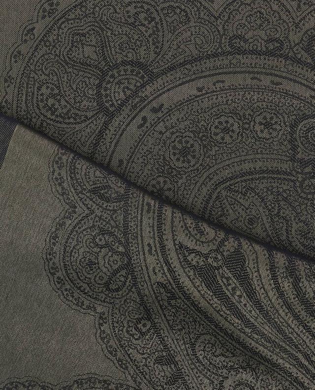 Halstuch aus Seide, Viskose und Wolle ETRO