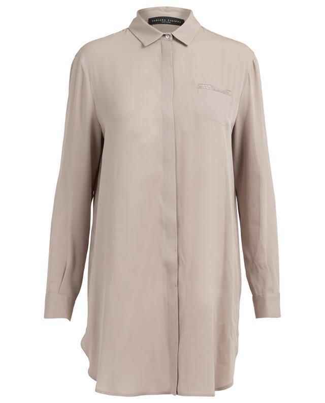 Hemd aus Seidenmix FABIANA FILIPPI
