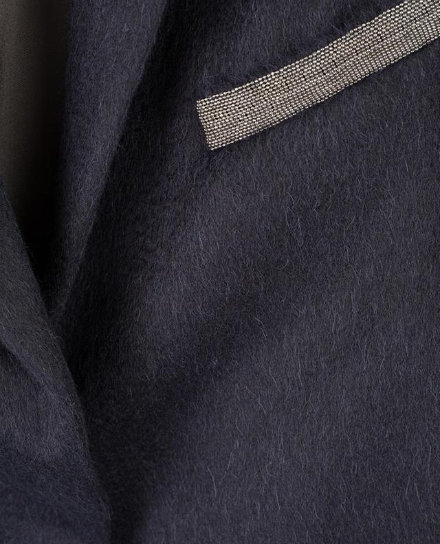 Mantel aus Alpaka und Merinowolle FABIANA FILIPPI