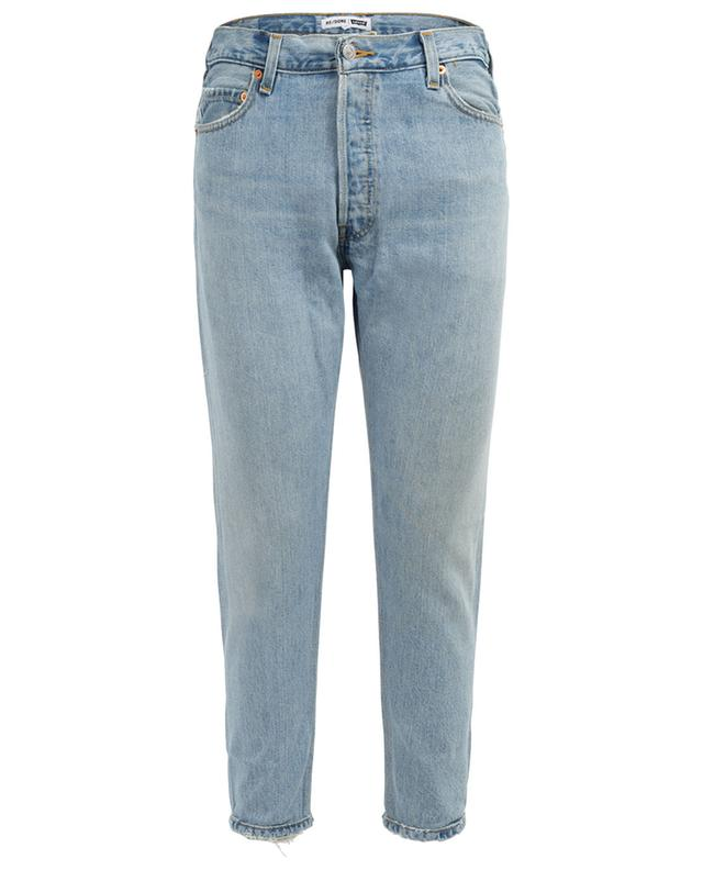 Jean High Rise Ankle Crop RE/DONE