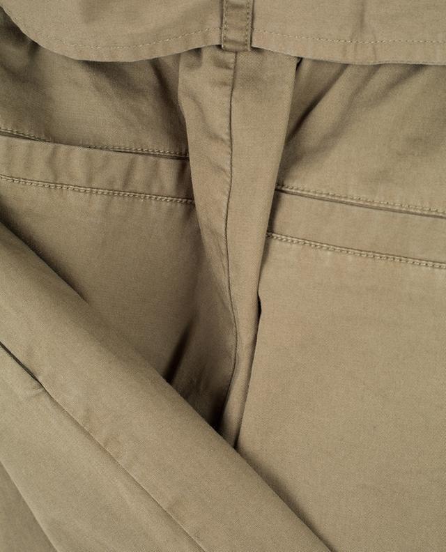 Weite Hose aus Baumwollmix FRAME