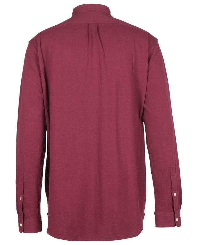 Long-sleeve button-down collar cotton shirt POLO RALPH LAUREN