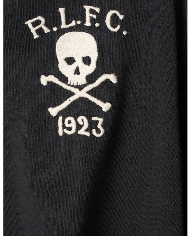Skull embroidered cotton polo shirt POLO RALPH LAUREN
