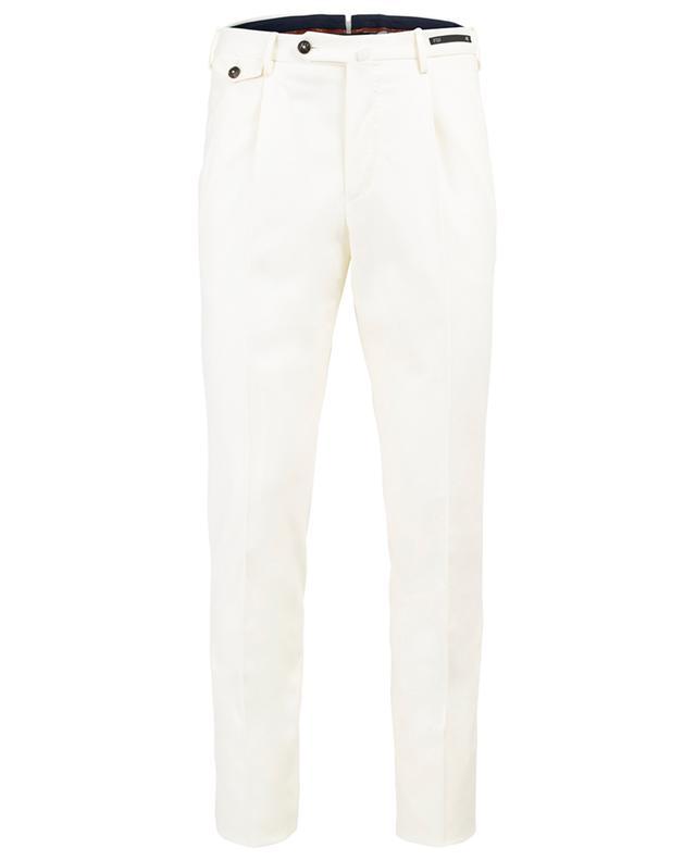 Hose aus Schurwollmix PT01