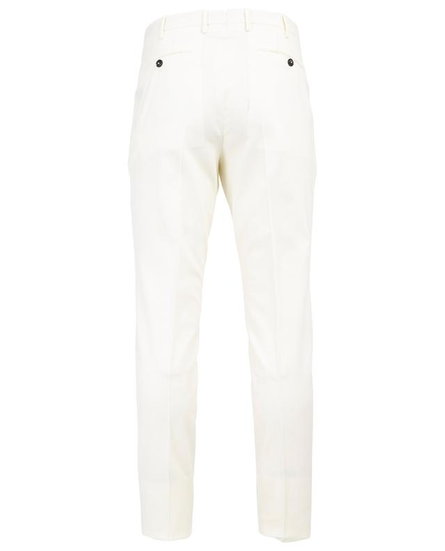 Virgin wool blend trousers PT01