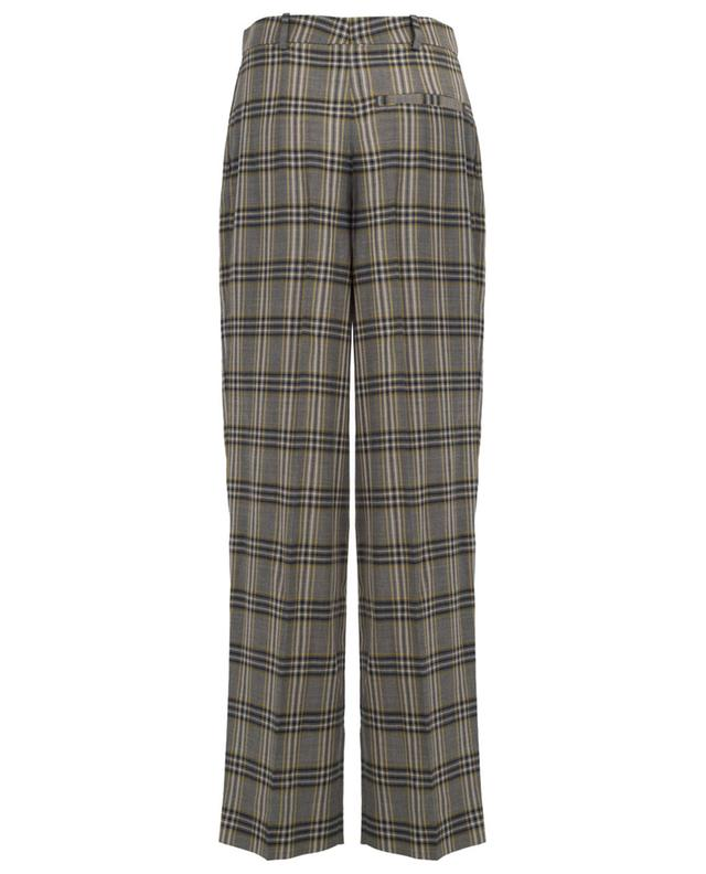 Pantalon large en laine vierge JOSEPH