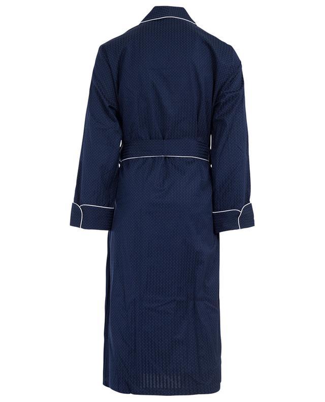 Robe de chambre en coton DEREK ROSE