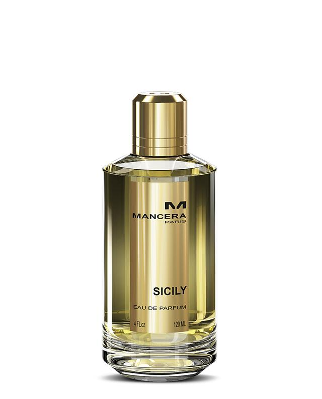 Eau de parfum Sicily - 120 ml MANCERA