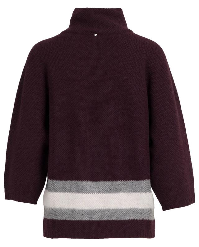 Pullover aus Wollmischgewebe LORENA ANTONIAZZI