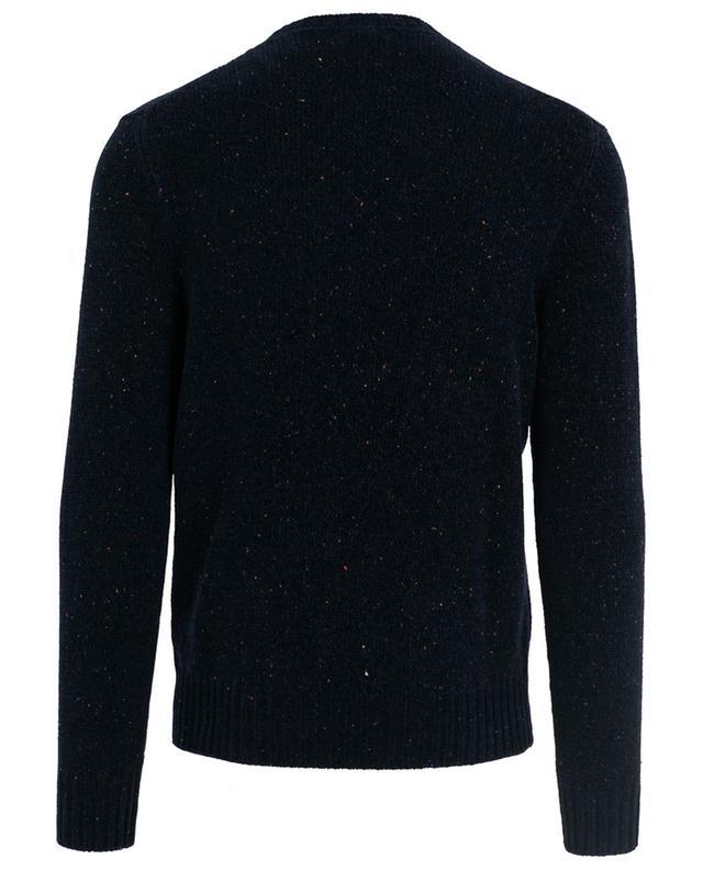 Pullover aus Wollmix MCLAUREN