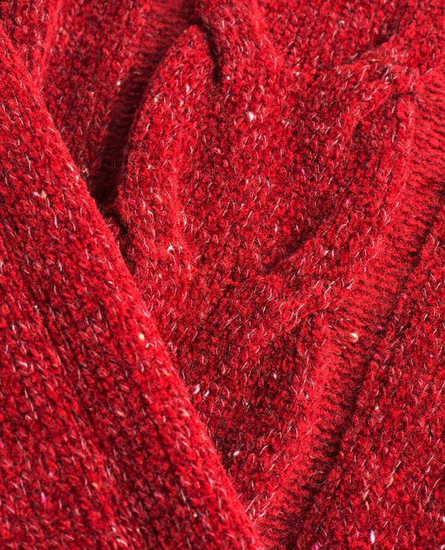 Pull en laine mélangée MCLAUREN