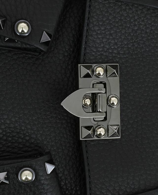 Rucksack aus Leder Rockstud Rolling VALENTINO