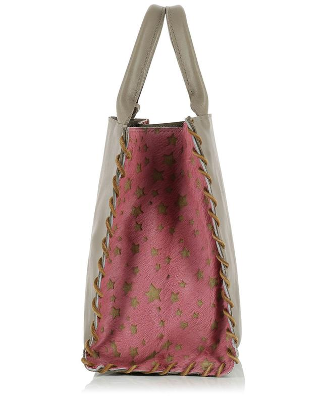 Sac cabas en cuir Aztek Small LET&HER