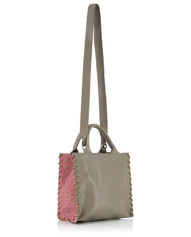 Shopper aus Leder Aztek Small LET&HER
