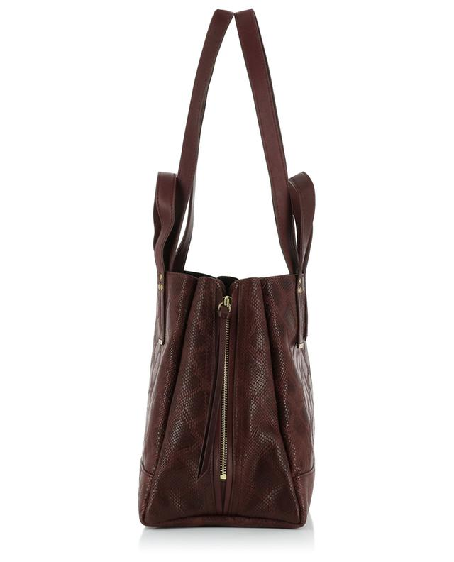 Georges M leather tote bag JEROME DREYFUSS