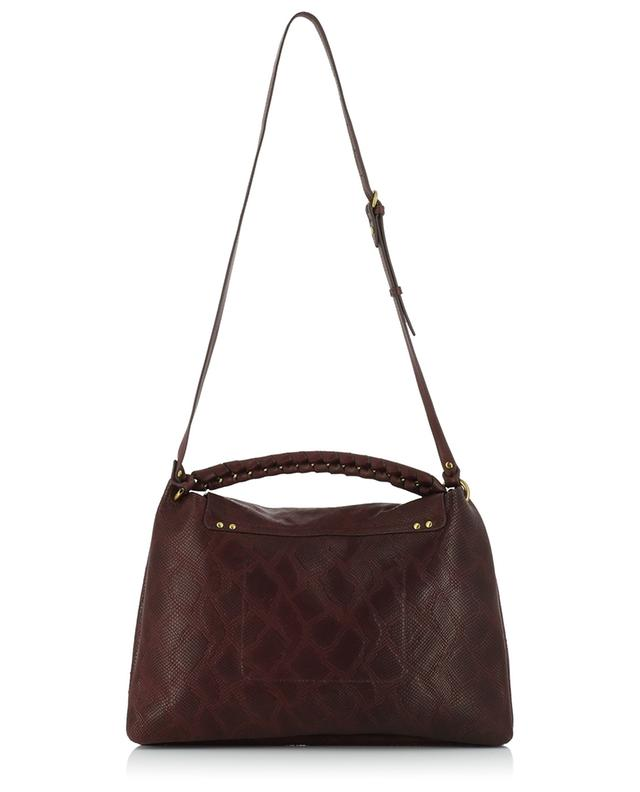 Oscar L textured leather bag JEROME DREYFUSS
