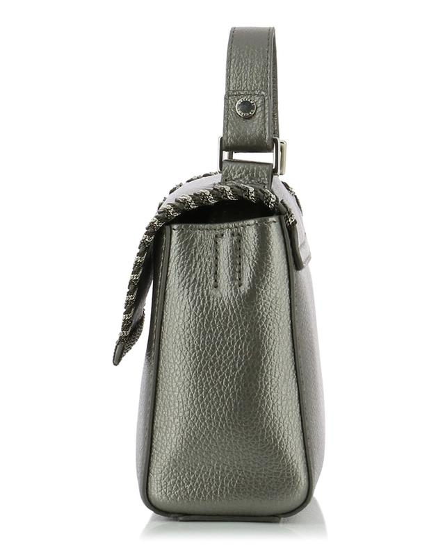Sveva Mini leather handbag ORCIANI