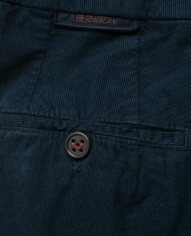 Corduroy trousers BERWICH