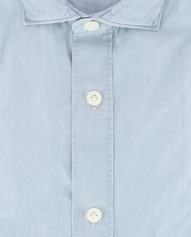 Lightweight denim shirt ELEVENTY