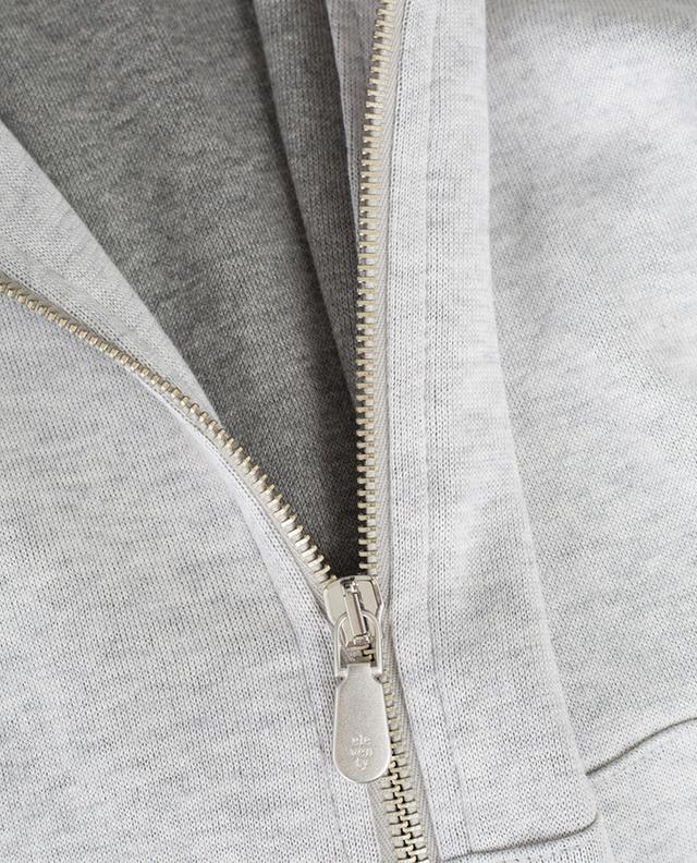 Cotton blend sweat jacket ELEVENTY